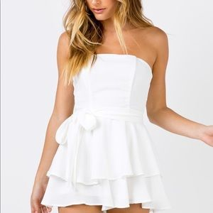 Princess Polly rolla playsuit